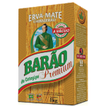 Erva Mate Barão - Premium 1Kg
